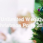 Unlimited Wealth Christmas Party 2015
