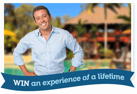 Win a experience of a lifetime