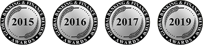 Global Banking & Finance Review Award 2015 - 2019